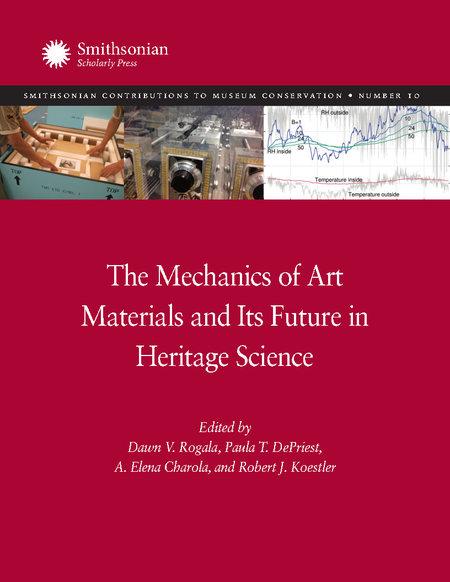 Publikace ke stažení: The Mechanics of Art Materials and Its Future in Heritage Science