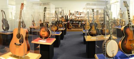 Sbírka hudebních nástrojů z National Music Museum (Vermillion, South Dakota) dostupná online